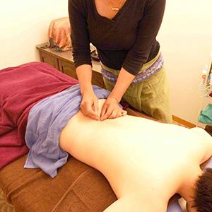 部分治療、鍼灸治療